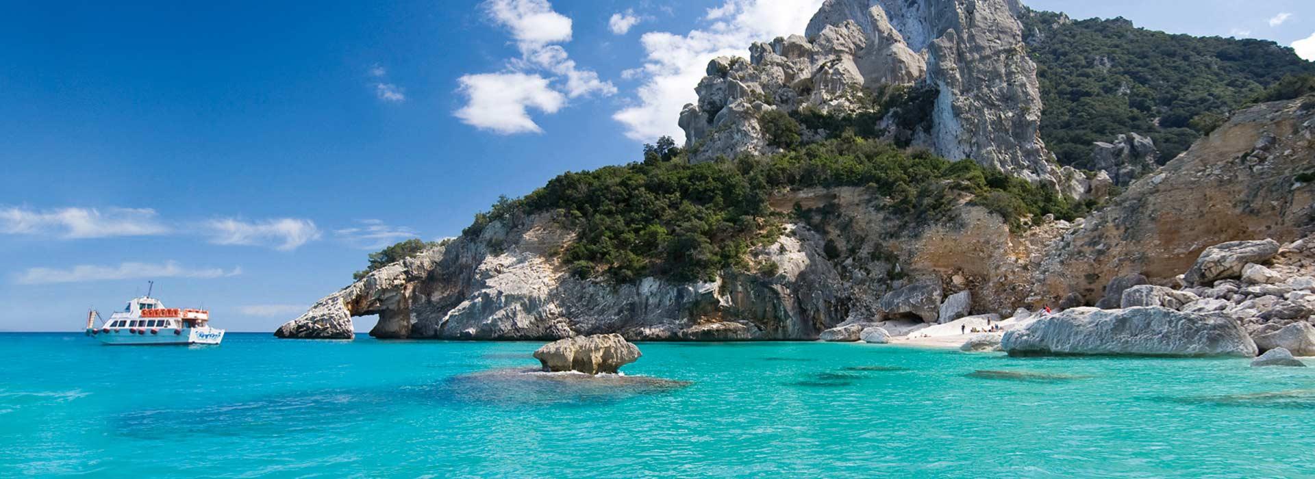 Spiagge Sardegna - Cala Goloritzé