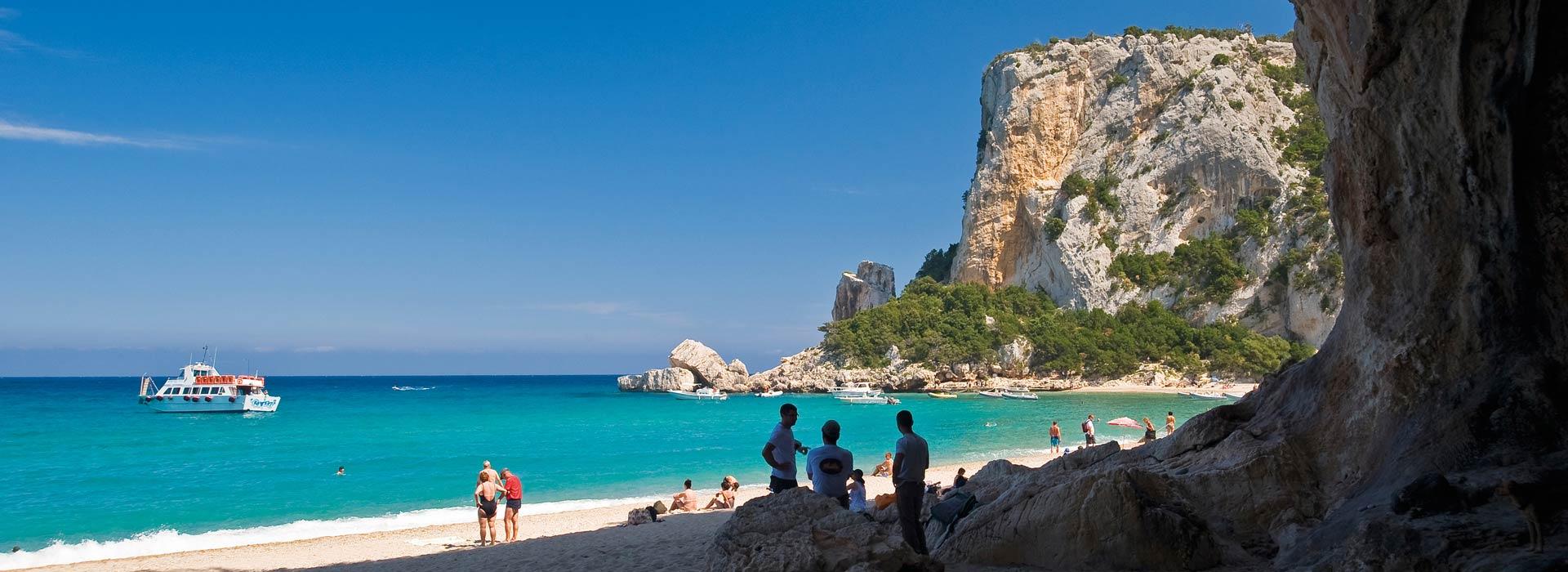 Spiagge Sardegna - Cala Luna