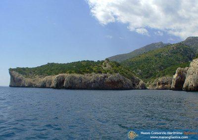 Capo Montesanto - Costa di Baunei Sardegna