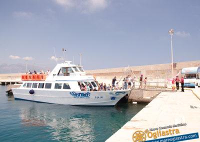 Itinerari personalizzati sport in motonave Sardegna
