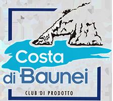 Logo Club di Prodotto Costa di Baunei