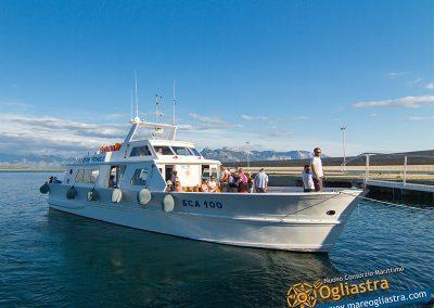 Motonave Bon Voyage – Nuovo Consorzio Marittimo Ogliastra