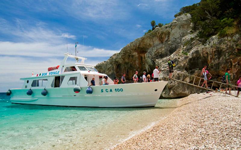 La Flotta - Motonave Bon Voyage
