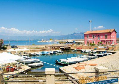 Porto di Arbatax - Nuovo Consorzio Marittimo Ogliastra