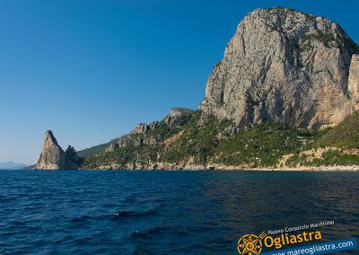 Pedra Longa - Costa di Baunei - Ogliastra Sardegna