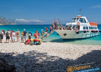 Photo gallery del Nuovo Consorzio Marittimo Ogliastra sulla costa di Baunei e golfo di Arbatax in Sardegna