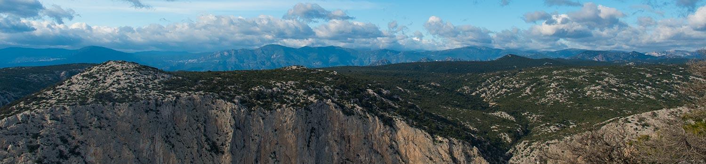 Ogliastra Sardinia